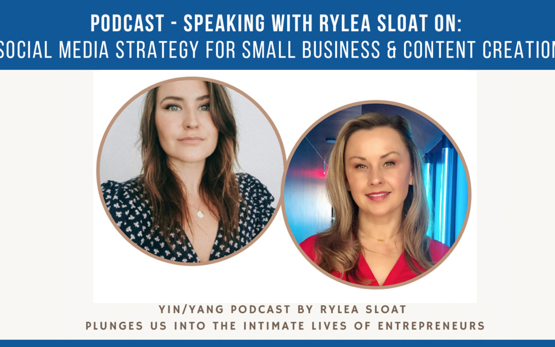 Yin / Yang Interview: Social Media for Small Business
